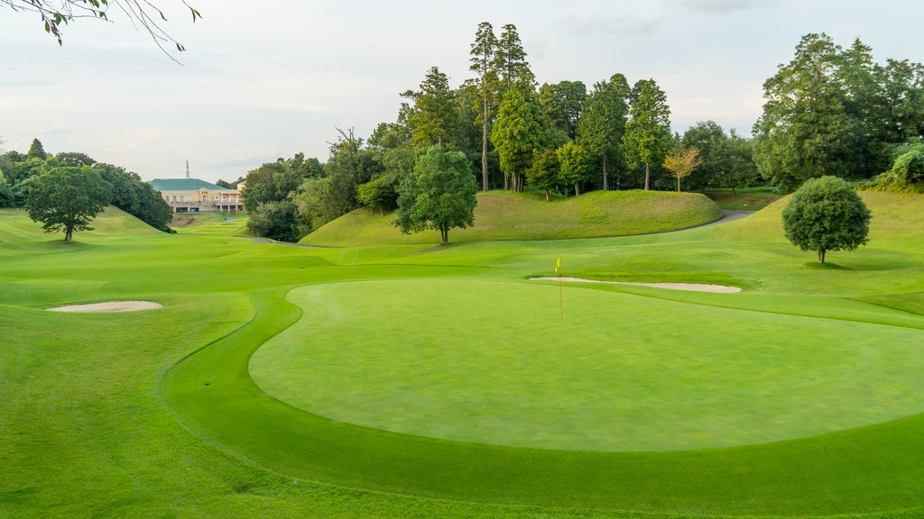 Taiheiyo Club Narita Course which includes golf and landscape views