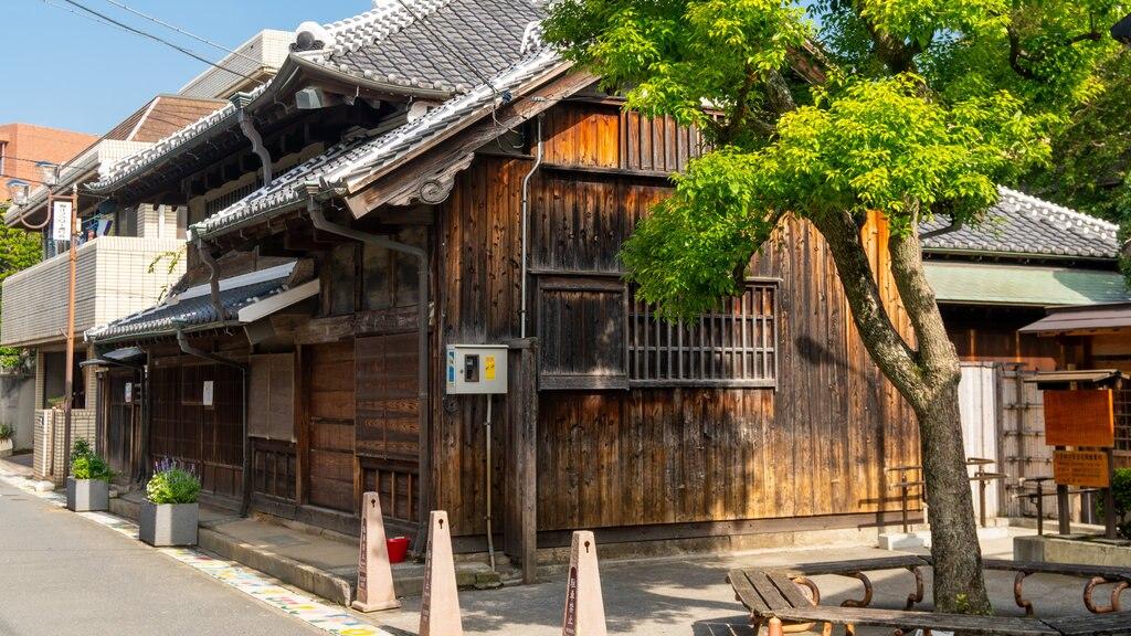 Urayasu featuring heritage elements