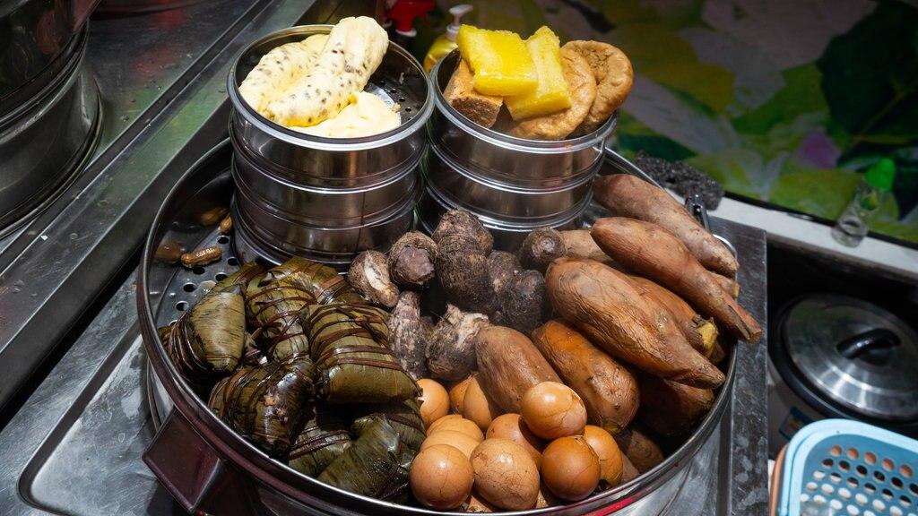 Shenzhen featuring food