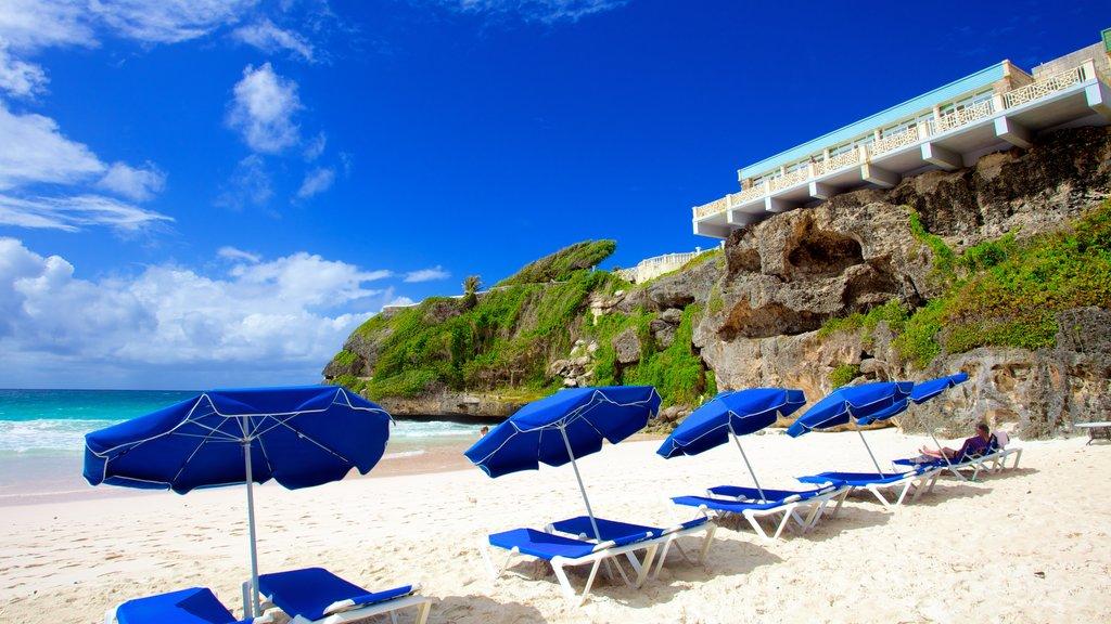 Crane Beach which includes a coastal town, general coastal views and a sandy beach
