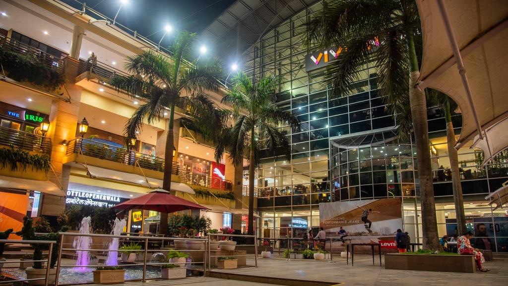 Viviana Mall showing night scenes