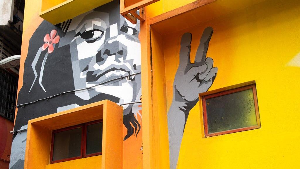 Kuala Lumpur featuring outdoor art