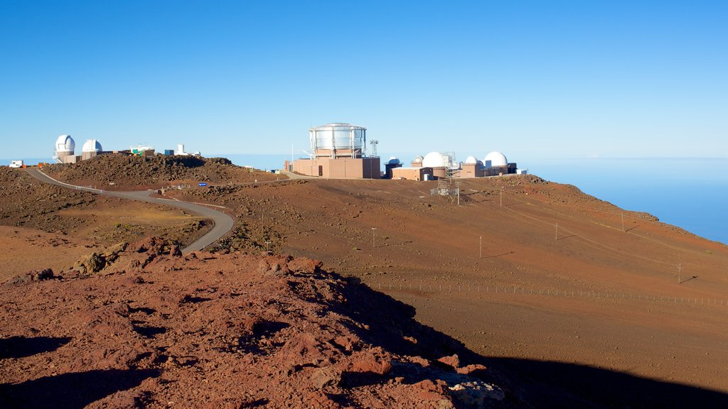 Haleakala National Park which includes tranquil scenes