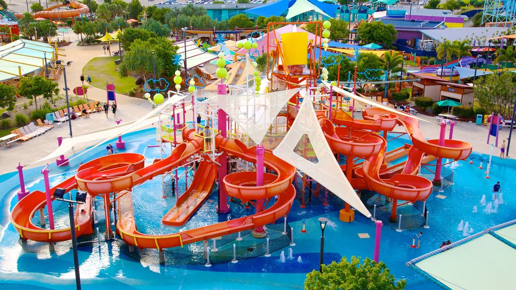 North Gold Coast which includes a waterpark