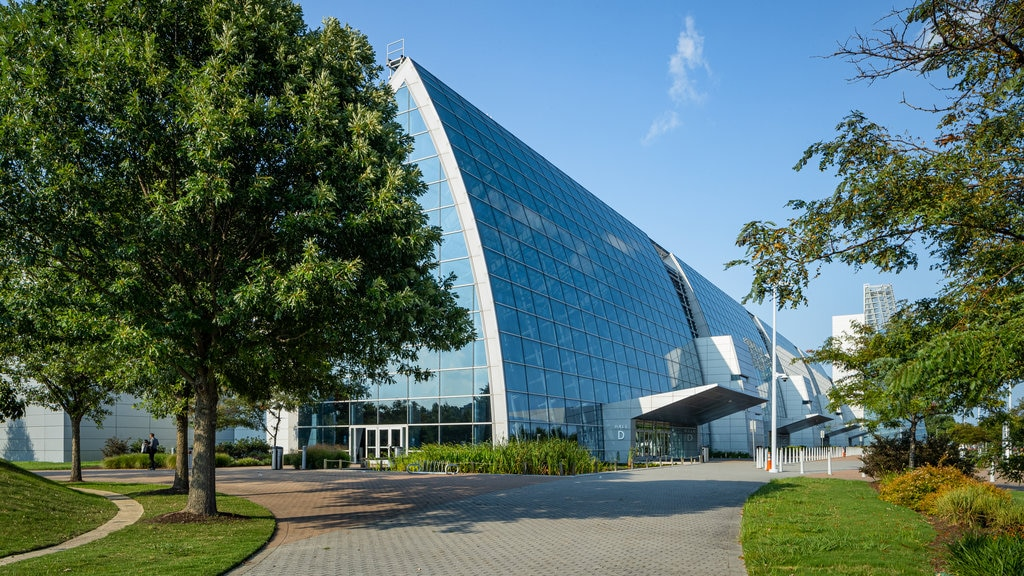Virginia Beach Convention Center featuring modern architecture