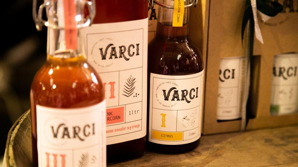 Mercado de agricultores de Barossa ofreciendo mercados y señalización