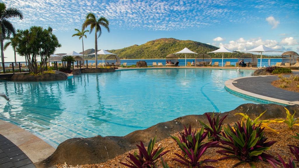 Daydream Island featuring a pool