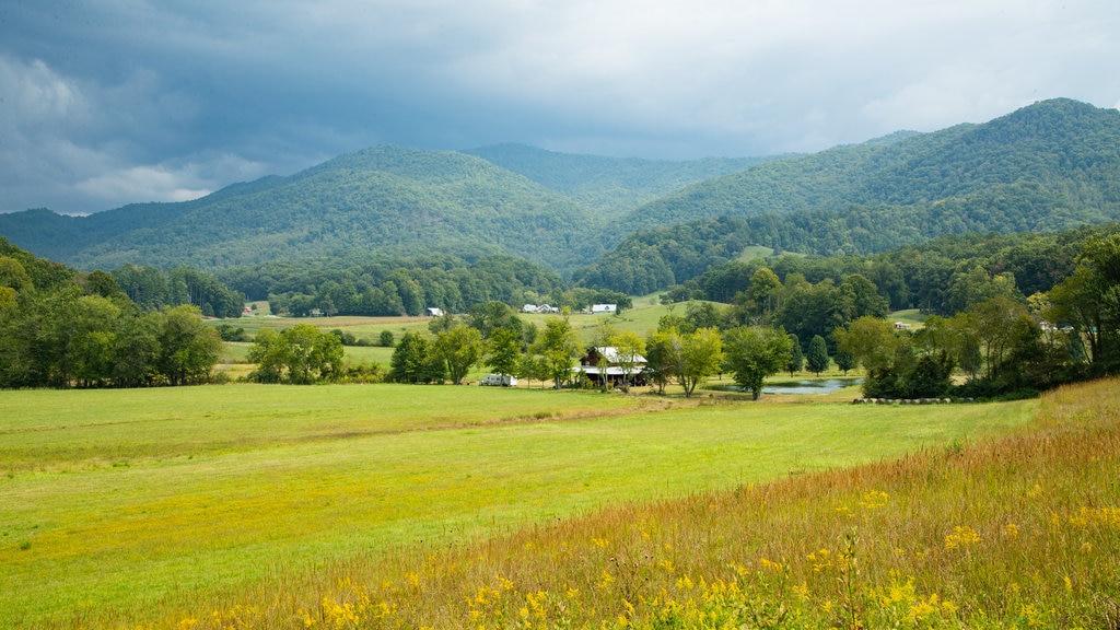 Cherokee showing tranquil scenes