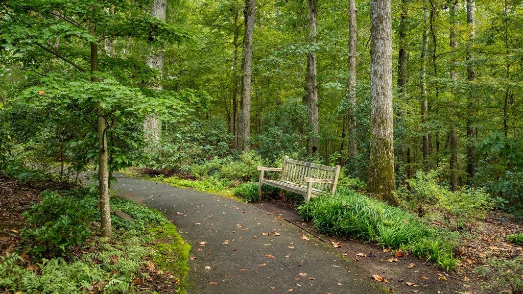 State Botanical Garden of Georgia which includes a garden