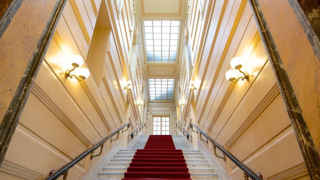 Casino Monte Carlo which includes interior views