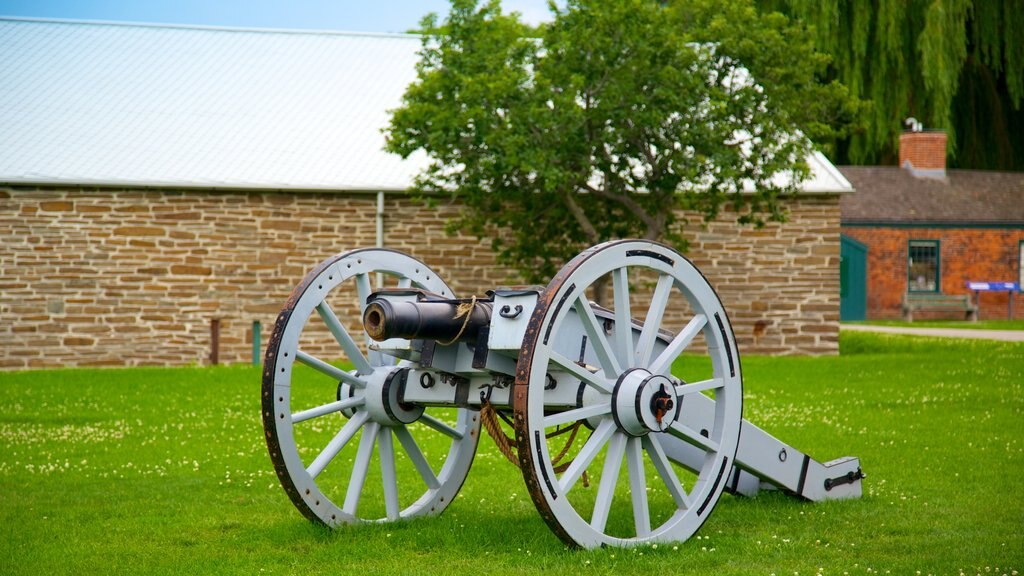 Fort York National Historic Site featuring military items