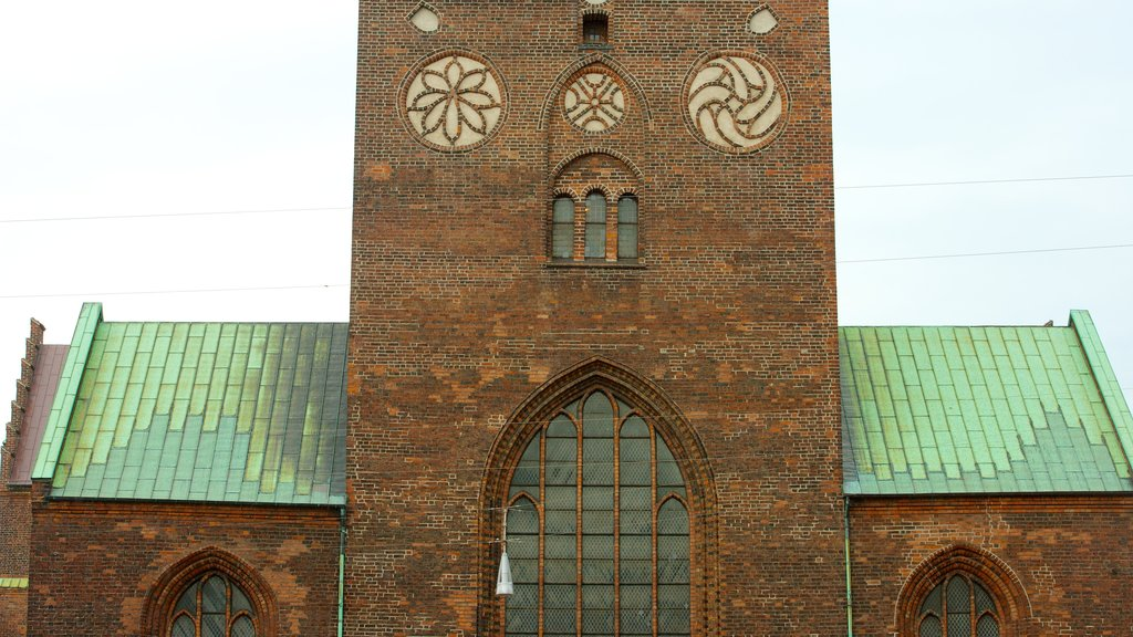 Church of Our Lady which includes a church or cathedral and heritage architecture
