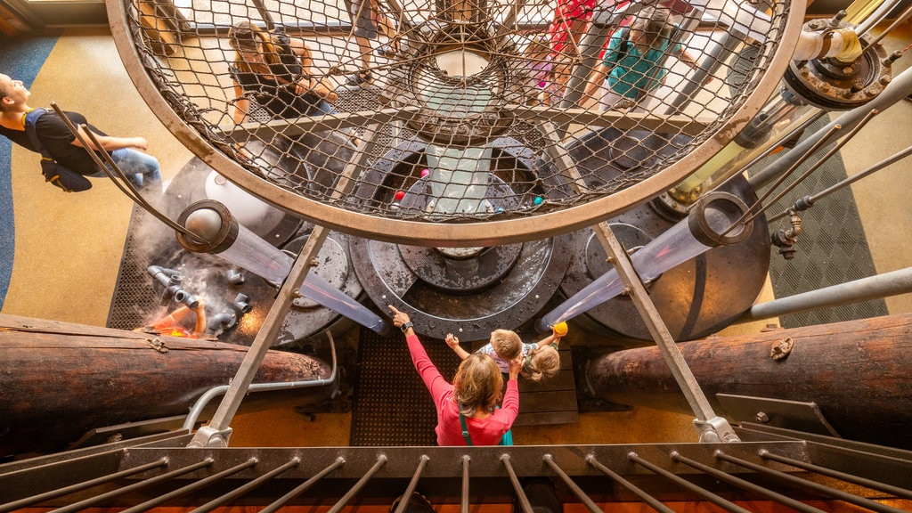 Hands On Children\'s Museum as well as a family