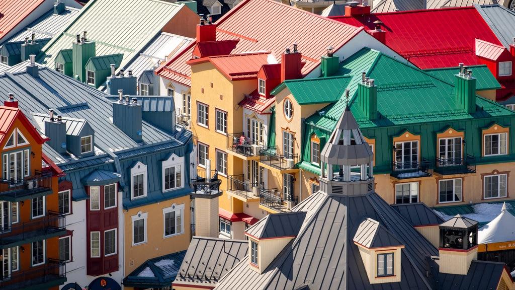 Mont-Tremblant Pedestrian Village