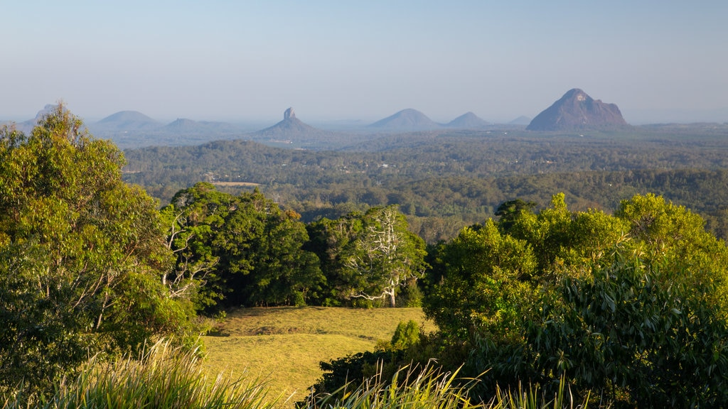 Maleny which includes landscape views and tranquil scenes