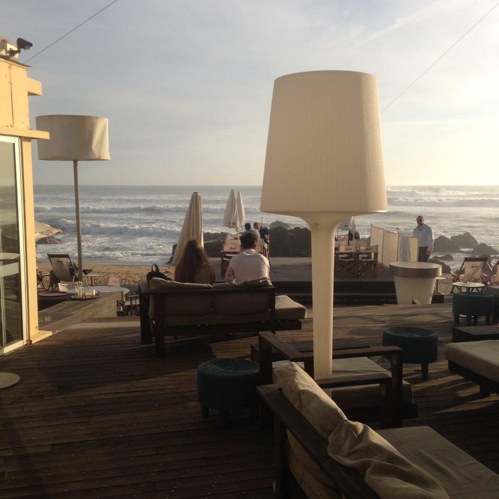 café Praia da Luz Porto