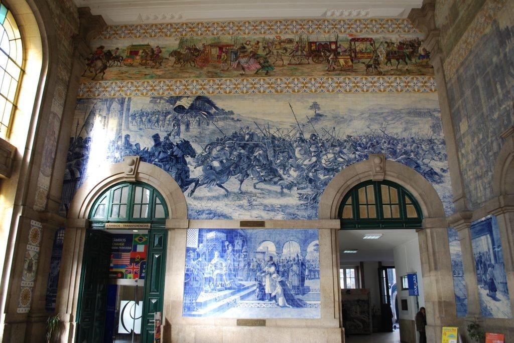 gare porto Porto-São Bento
