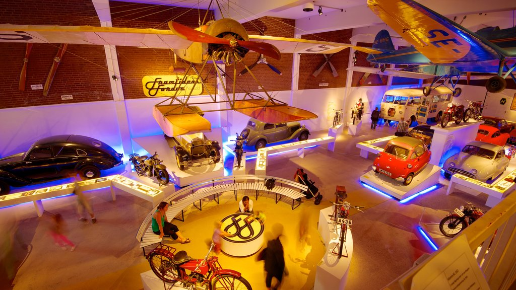 Centrum showing interior views