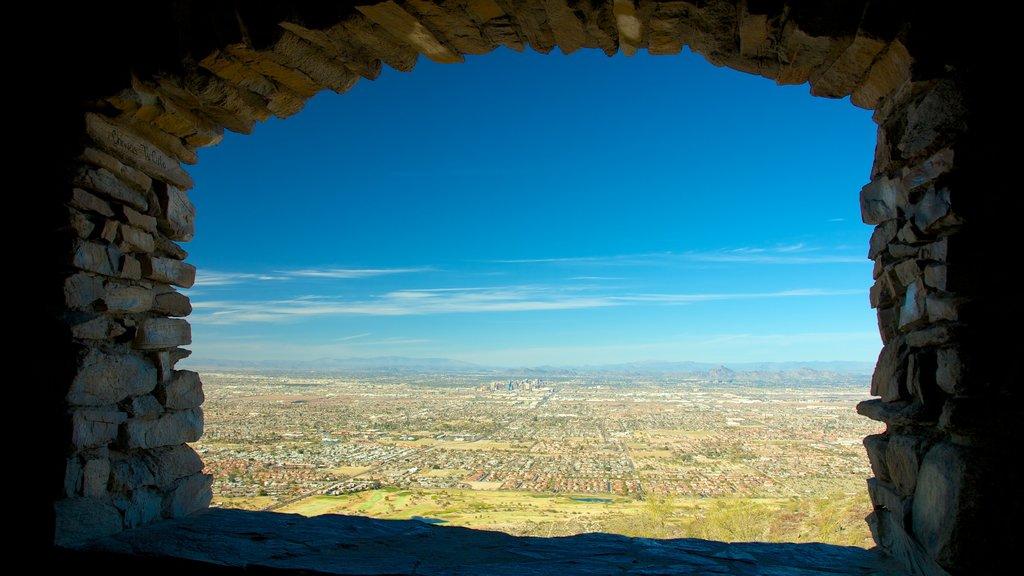 Phoenix showing views and landscape views