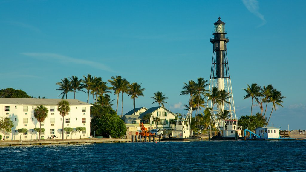 Fort Lauderdale featuring a bay or harbor, general coastal views and a coastal town