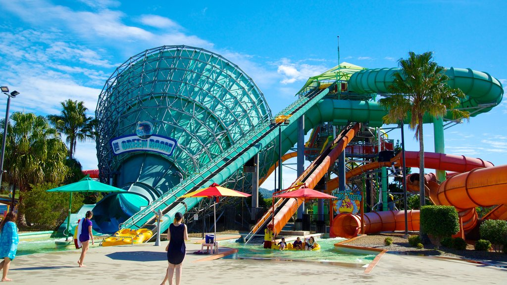 WhiteWater World which includes a waterpark
