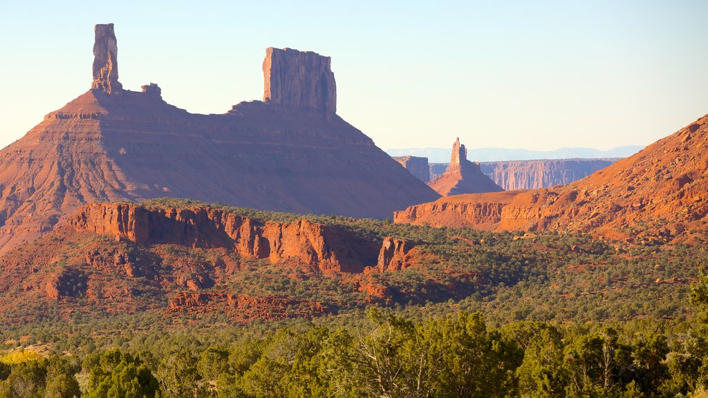 Moab featuring tranquil scenes and landscape views