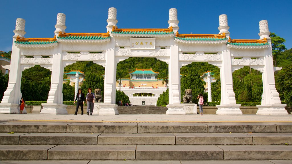 National Palace Museum showing a castle