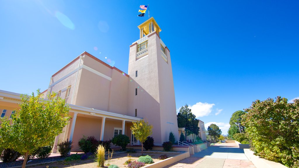 Santa Fe featuring an administrative buidling
