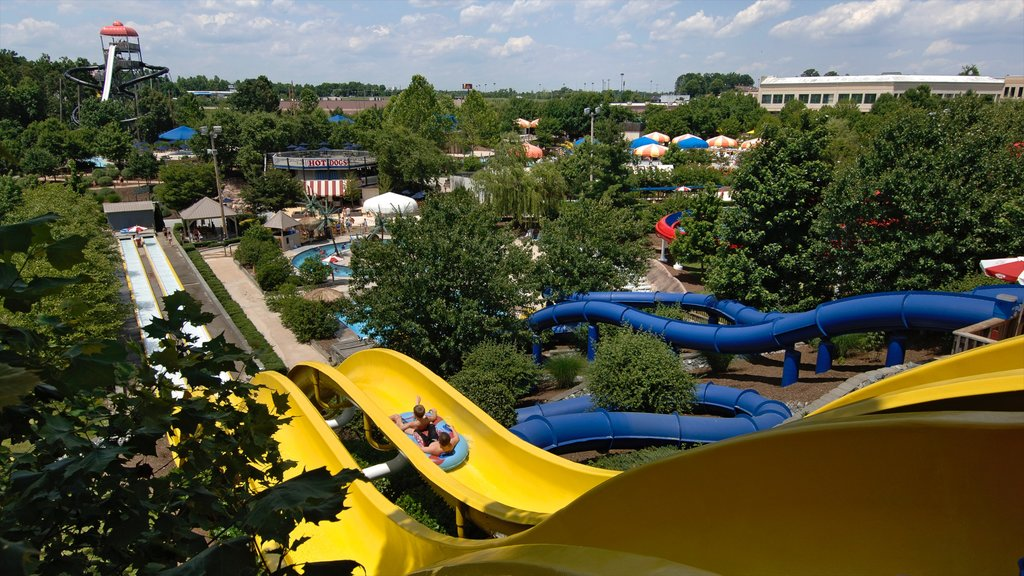 Greensboro featuring a waterpark