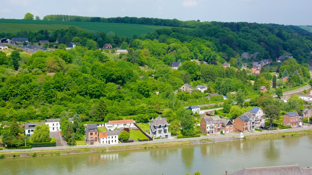 Dinant featuring a river or creek