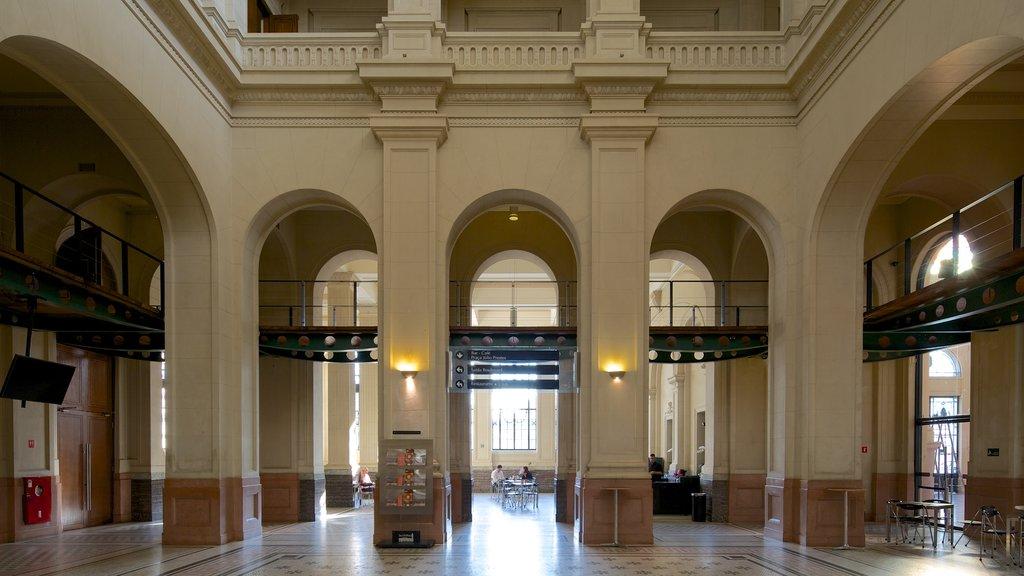 Sala Sao Paulo featuring interior views