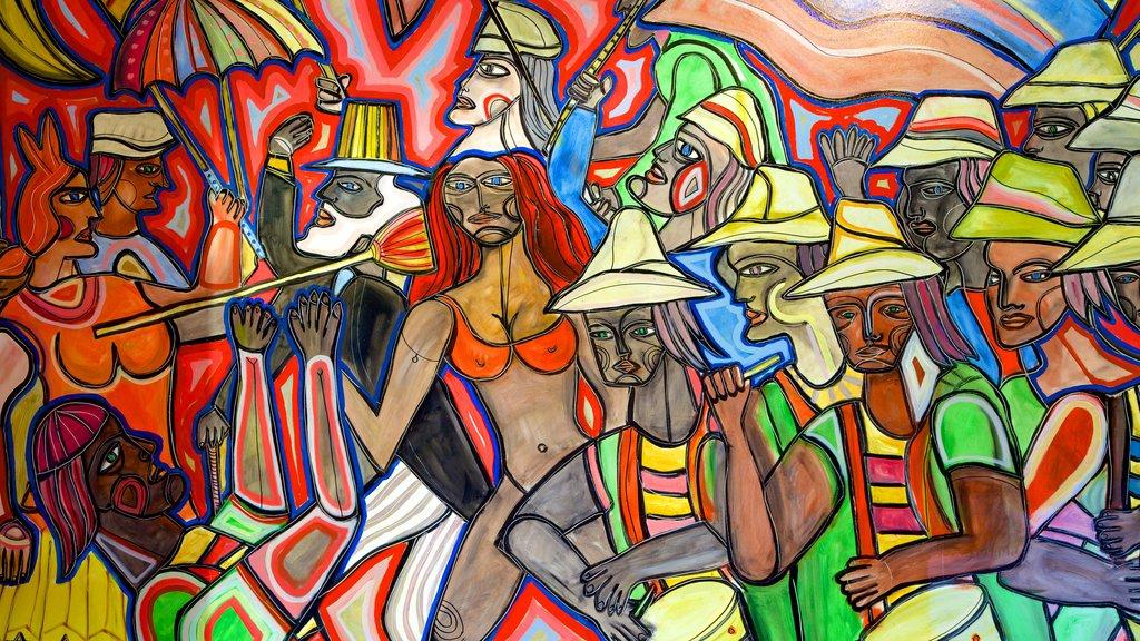 Montevideo featuring art