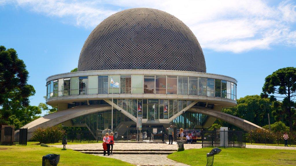Buenos Aires mostrando un observatorio y arquitectura moderna