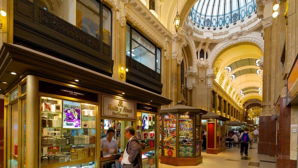 Buenos Aires que incluye vistas interiores
