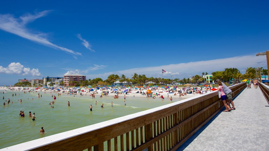 Fort Myers Beach featuring general coastal views