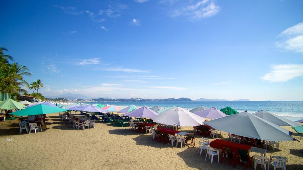 Playa Miramar featuring a sandy beach