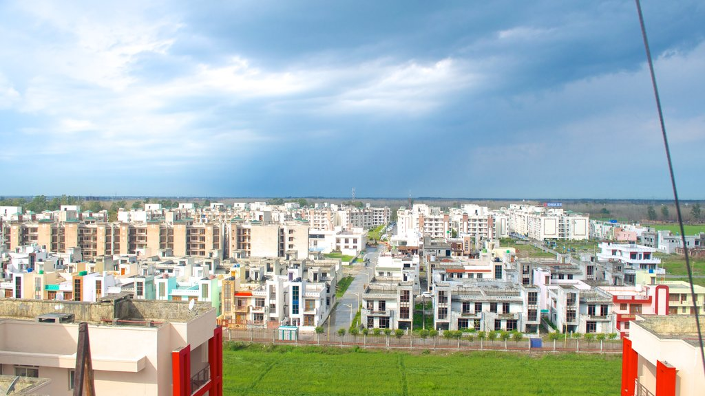 Rudrapur which includes a city