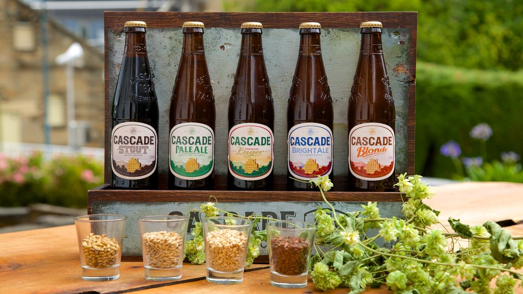 Cascade Brewery featuring drinks or beverages