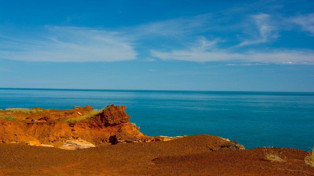 Gantheaume Point showing general coastal views