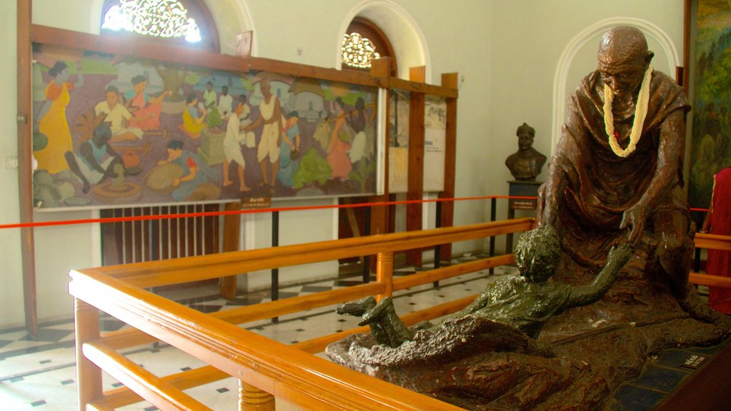 Pune showing interior views and art