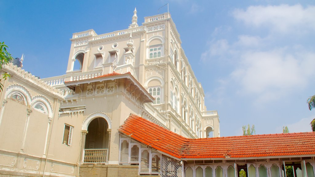 Aga Khan Palace showing chateau or palace and heritage architecture