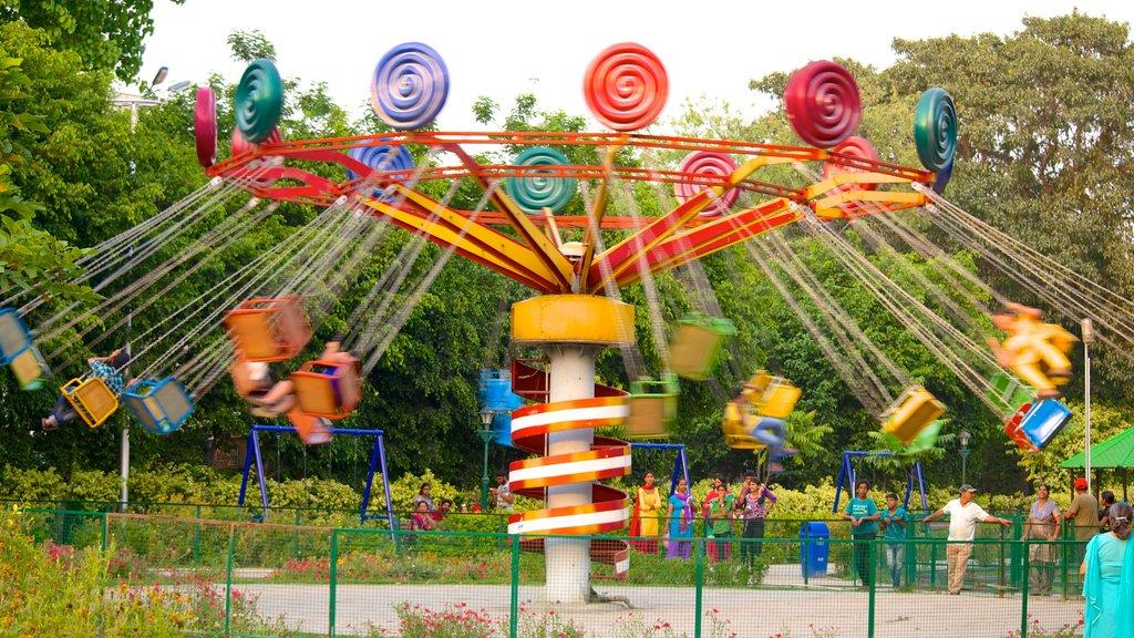 Nicco Park featuring a garden and rides