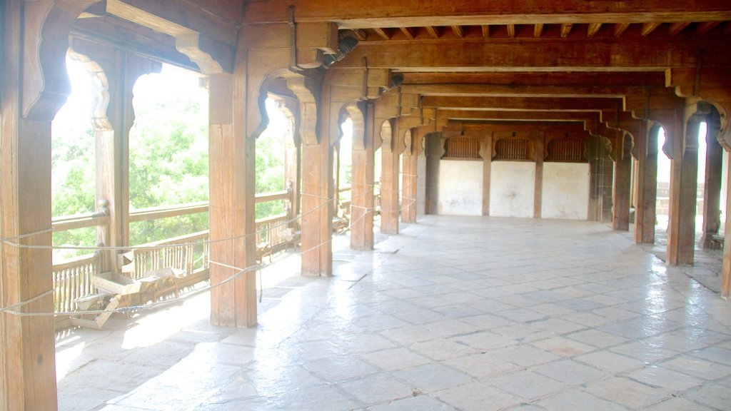 Shaniwar Wada featuring heritage elements, interior views and heritage architecture