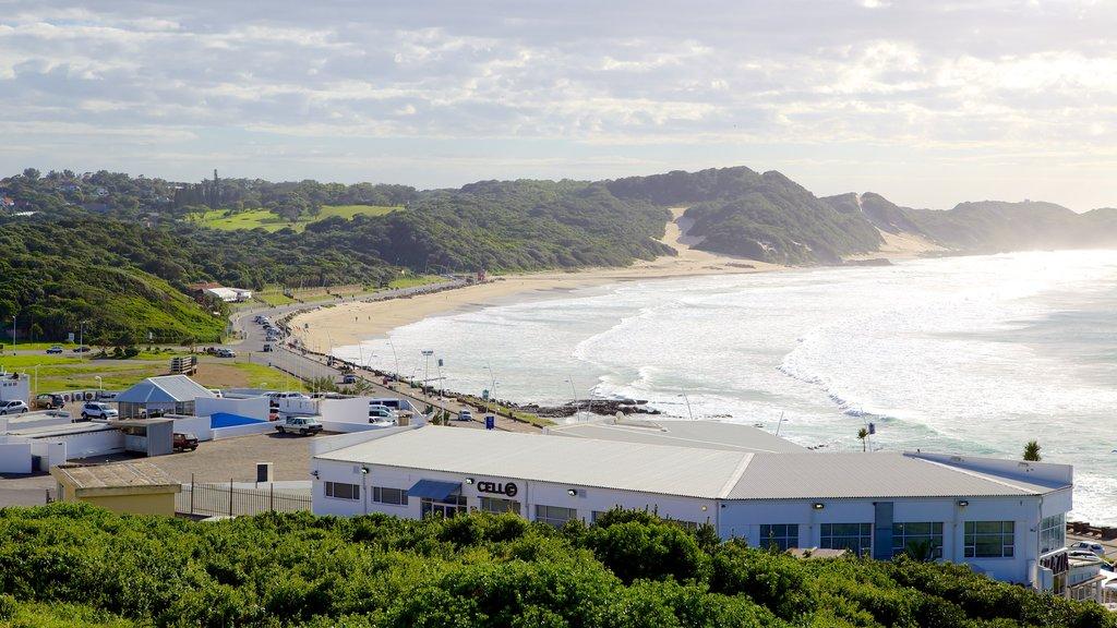 Eastern Beach showing general coastal views, landscape views and a sandy beach