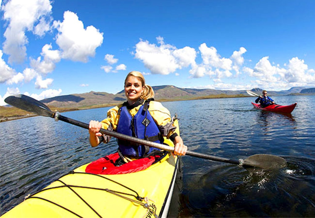 Explore Iceland's Outdoors with Arctic Adventures'