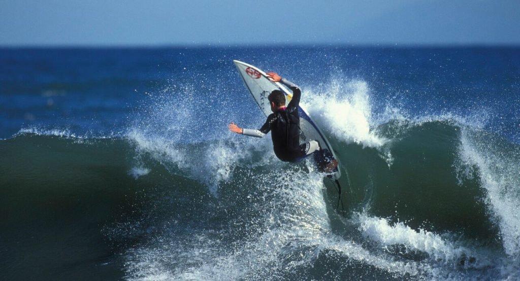 Huntington Beach Surfing Lesson