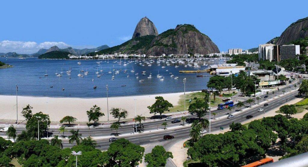 Rio Guanabara Bay