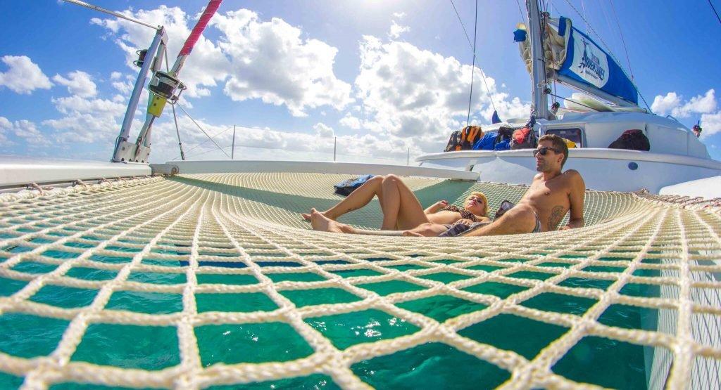 Playa Del Carmen Luxury Catamaran Sailing