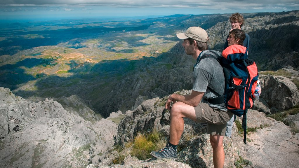 Cordoba which includes hiking or walking