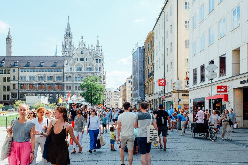 munich-city-center